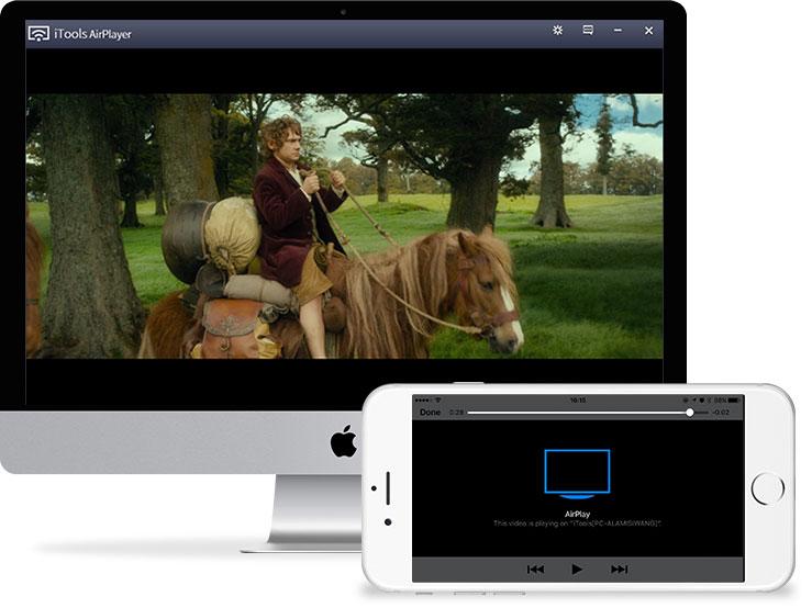AirPlayer Pro for Mac 2.4.1.1 激活版 - 实用的iPhone/iPad屏幕录像工具