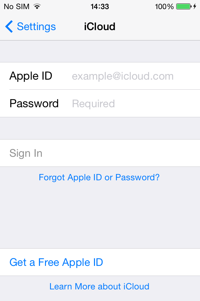 iPhone4で壁紙を変更する方法