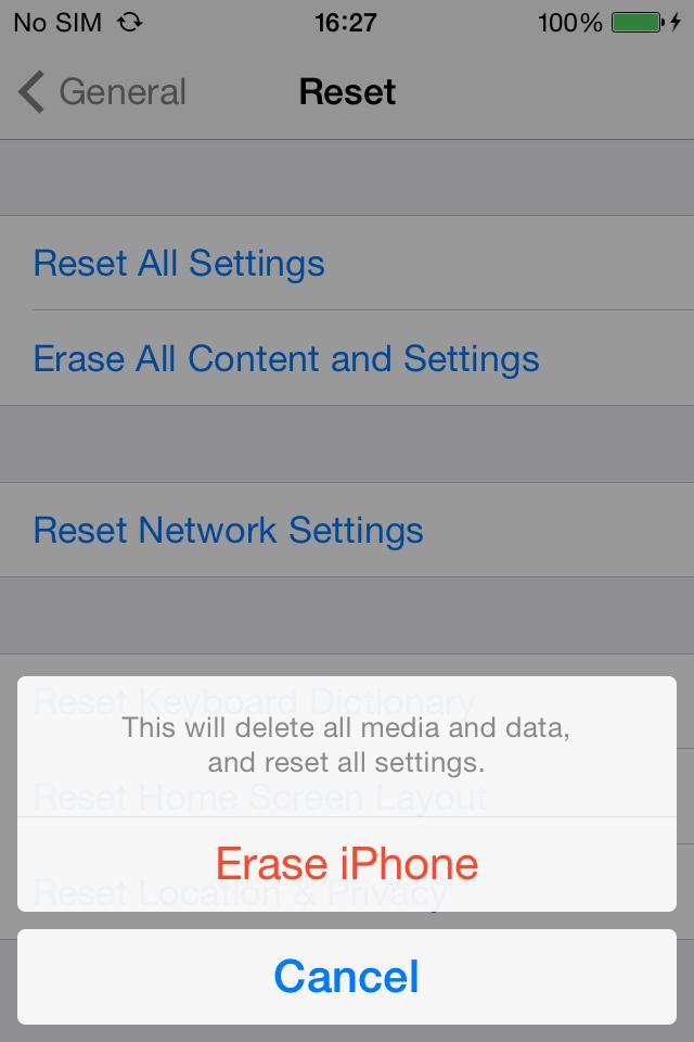 wie man das Hintergrundbild in iPhone8 ändert