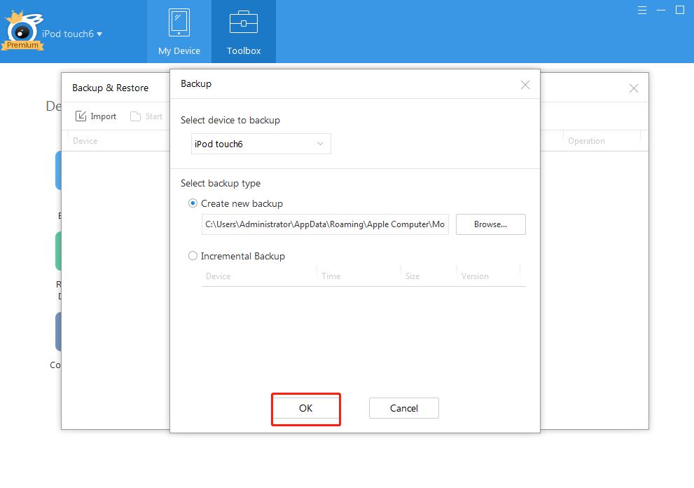o que fazer se o iTools não detectar o dispositivo iOS14